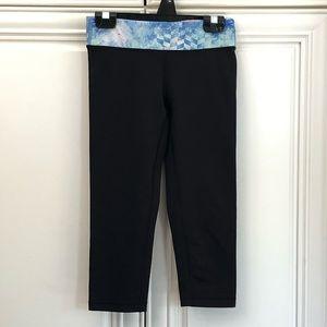 EUC Reversible Ivivva by Lululemon crop leggings